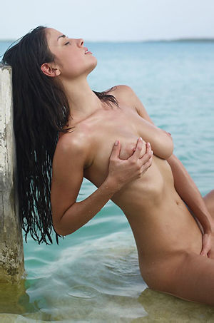 Muriel Hot Latina Girl By The Sea