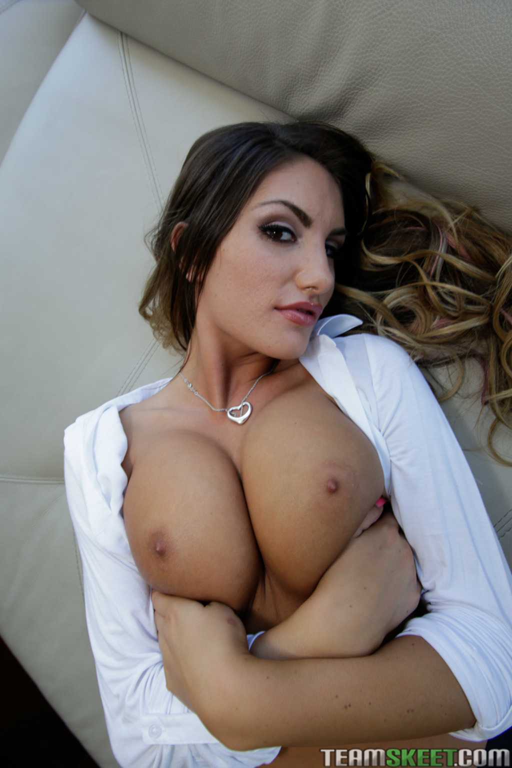 August Ames In I Love My Sisters Big Tits